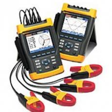 Анализаторы качества энергоснабжения для трехфазной сети FLUKE 430 Series