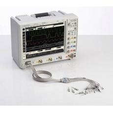 Осциллограф Agilent Technologie MSO 9104A (4 канала + 16 цифровых, 1 ГГц, част. дискретизации до 20 ГГц, память 10М/канал (макс. 20М), цветной сенсорный дисплей, Windows, USB, LAN, гарантия 1 год)