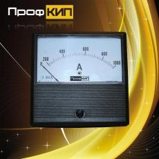 ПРОФКИП Э80А амперметры щитовые переменного тока