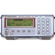 Среднеквадратические вольтметры R&S®URE2,URE3