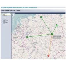 ПО для мониторинга и управления вещательной сетью R&S®TS4570