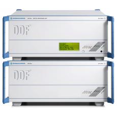 Цифровой сканирующий пеленгатор КВ/ОВЧ/УВЧ диапазона R&S®DDF0xA