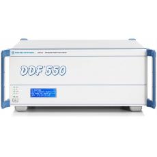 Широкополосный сканирующий пеленгатор R&S®DDF550