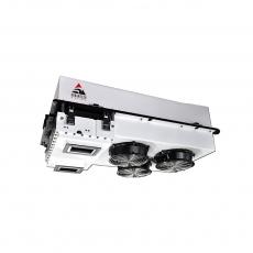 Усилитель Ku-диапазона 300/400/500 Вт (BUC/SSPB/SSPA),на базе GaN-технологии 2-го поколения.