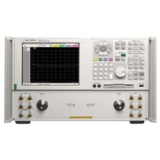 10 MHz to 50 GHz vector network analyzer; 2 port; 4 receiver