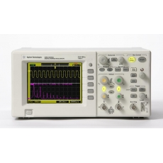Осциллографы Agilent Technologies  DSO3102A (100 МГц, 1Гвыб/с, 2-х канальный)