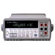 Цифровой 6.5-разрядный мультиметр (Agilent Technologies, США) Agilent 34401A