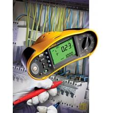 Многофункциональный тестер электроустановок Fluke 1650B