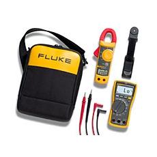 Комбинированный комплект электрика Fluke 117/322