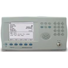 Тестирование GSM-R Aeroflex 4202R