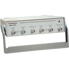 АСК-3107 Четырехканальный осциллограф - приставка