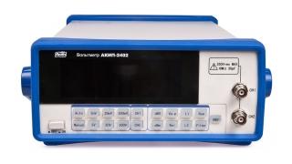 Вольтметры переменного напряжения АКИП-2401, АКИП-2402