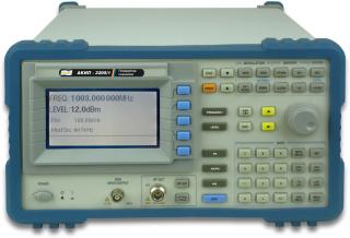 Генераторы высокочастотных сигналов АКИП-3205/1, 3205/2 и АКИП-3205/3