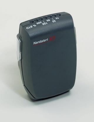 Персональный РЧ-измеритель (дозиметр ЭМП) Nardalert XT