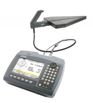 Анализатор спектра - портативный измерительный сканирующий приёмник Narda IDA 3106