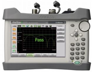 S331L-Анализатор антенн и фидерных линий Site Master™