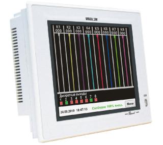 Регистраторы электронные М660.3М