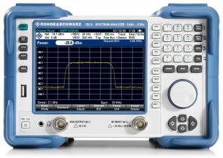 Анализатор спектра R&S®FSC