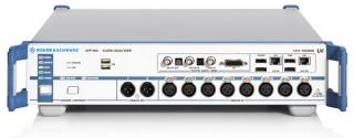 R&S®UPP — аудиоанализатор