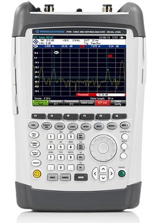 Анализатор кабелей и антенн R&S®ZVH