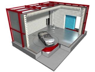 Камера для тестирования автомобилей - AVTC