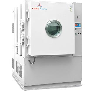 Камеры пониженного давления CVMS Climatic