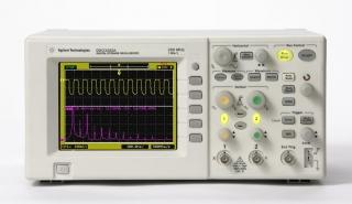 Осциллографы Agilent Technologies  DSO3202A (200 МГц, 1Гвыб/с, 2-х канальный)