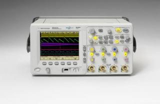 Цифровой запоминающий осциллограф Agilent Technologies  DSO6104A (1 ГГц, 4выб/с, 4-канальный)