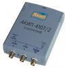Цифровые запоминающие USB-осциллографы АКИП-4107/1, АКИП-4107/2, АКИП-4107/3, АКИП-4107/4, АКИП-4107/5